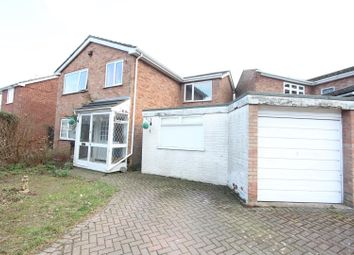 Thumbnail 4 bed detached house for sale in Tilton Road, Burbage, Hinckley