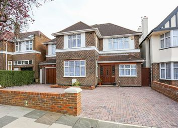 Thumbnail 4 bed detached house to rent in Corringway, Ealing, London