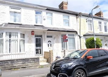 Thumbnail 3 bed terraced house for sale in Regents Street, Barry, Vale Of Glamorgan