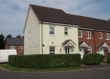 Thumbnail 3 bed end terrace house to rent in Wythe Close, Hermitage, Thatcham