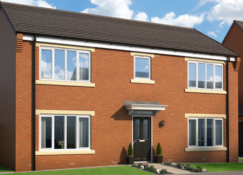 "Thumbnail 4 bed property for sale in ""The Malham At Metropolitan"" at Berrington Drive, Westerhope, Newcastle Upon Tyne"
