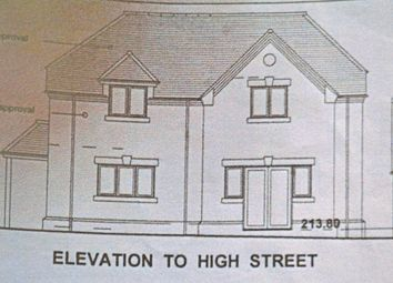 Thumbnail Land for sale in The Drive, Alsagers Bank, Stoke-On-Trent