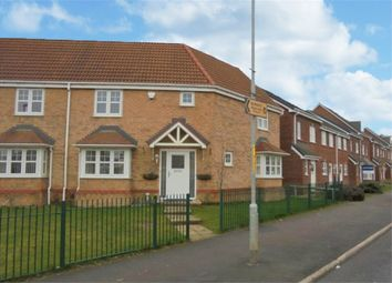 Thumbnail 3 bed semi-detached house for sale in Piper Knowle Road, Stockton-On-Tees, Durham