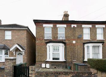 Thumbnail 1 bedroom flat for sale in Salisbury Road, Walthamstow, London