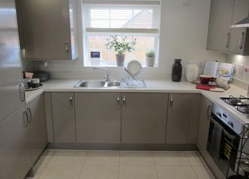Thumbnail 2 bed flat for sale in Harbury Lane, Warwick Warwickshire