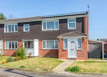 3 bed end terrace house for sale in Lea Croft Road, Crabbs Cross, Redditch B97
