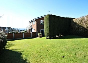 Thumbnail 4 bedroom detached house for sale in Mow Cop Road, Mow Cop, Stoke-On-Trent