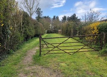 Thumbnail Land for sale in Fressingfield Road, Metfield, Harleston