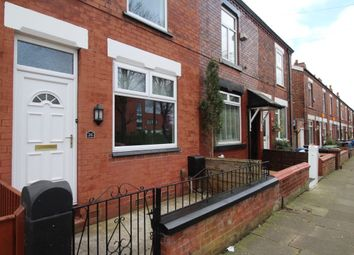 Thumbnail 2 bed terraced house to rent in Soudan Road, Stockport