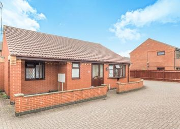Thumbnail 2 bed bungalow for sale in Brians Close, Syston, Leicester, Leicestershire