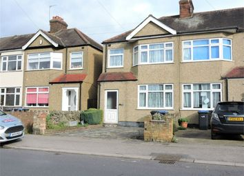 Thumbnail 3 bed end terrace house for sale in Newbury Avenue, Enfield, Greater London