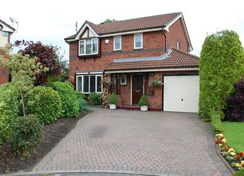 Thumbnail 4 bed detached house for sale in The Heath, Ashton-Under-Lyne
