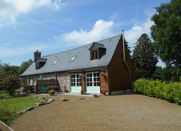 Thumbnail 3 bed country house for sale in Saint-Clement-Rancoudray, Manche, 50140, France