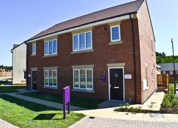 Thumbnail 3 bedroom terraced house for sale in Cottier Grange, Prudhoe