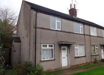 Thumbnail 1 bed flat for sale in 75 Lesh Lane, Barrow In Furness, Cumbria