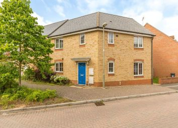 Thumbnail 3 bed semi-detached house for sale in Robinson Road, Wootton, Boars Hill, Oxford