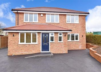 Thumbnail 3 bed detached house for sale in Highland Road, Chartham, Canterbury, Kent