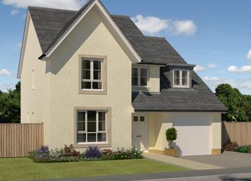 "Thumbnail 4 bedroom detached house for sale in ""Tarbert"" at Greystone Road, Kemnay, Inverurie"