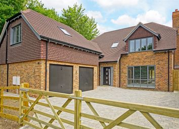 Thumbnail 4 bed detached house for sale in Tamworth Stubb, Walnut Tree, Milton Keynes, Buckinghamshire