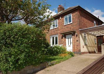Thumbnail 3 bed semi-detached house for sale in Wheeldon Avenue, Belper
