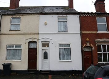 Thumbnail 3 bedroom terraced house for sale in Edward Street, Dudley