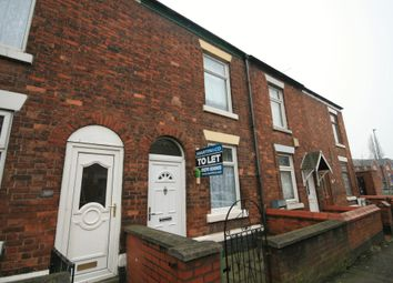 Thumbnail 2 bed terraced house to rent in West Street, Crewe