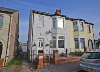 Thumbnail 4 bed semi-detached house for sale in Four Bedroom House, Heather Road, Newport