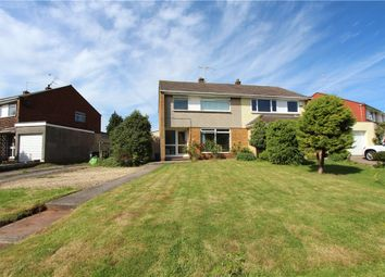 Thumbnail 3 bed semi-detached house for sale in Long Ashton, North Somerset