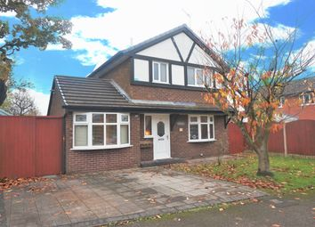 Thumbnail 3 bed detached house for sale in Nelson Crescent, Lea, Preston