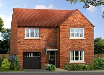 "Thumbnail 4 bed detached house for sale in ""The Charnwood"" at Chesterfield Road, Matlock Moor, Matlock"