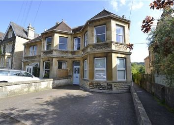 Thumbnail 4 bed maisonette for sale in Bloomfield Avenue, Bath, Somerset
