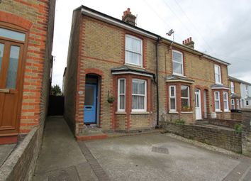 Thumbnail 2 bed end terrace house for sale in Southwall Road, Deal