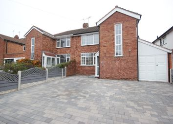 Thumbnail 3 bed semi-detached house for sale in Kimberley Road, Solihull