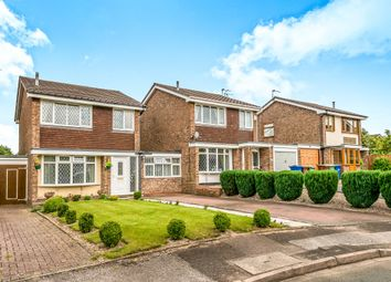 Thumbnail 3 bed link-detached house for sale in Eden Close, Heath Hayes, Cannock