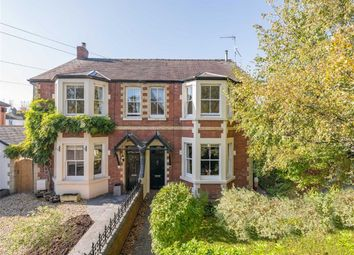 Thumbnail 4 bed semi-detached house for sale in Maryport Street, Usk, Monmouthshire