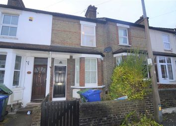 Thumbnail 3 bed terraced house to rent in Kent Road, Grays, Essex