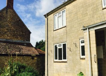 Thumbnail 2 bed flat to rent in Church Lane, Rode, Frome