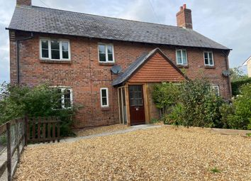 Thumbnail 3 bed semi-detached house for sale in West Knoyle, Warminster