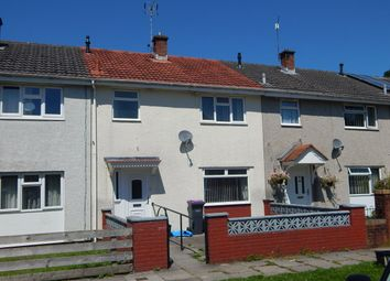 Thumbnail 3 bed terraced house to rent in Davis Close, Griffithstown, Pontypool