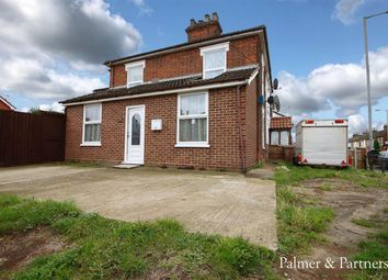 Thumbnail 2 bed semi-detached house for sale in Alan Road, Ipswich