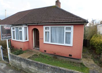 Thumbnail 2 bed semi-detached bungalow for sale in Crown Road, Billericay
