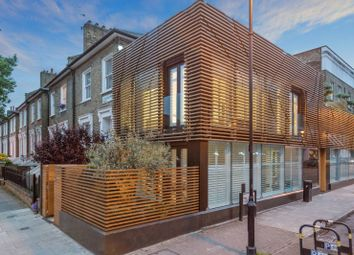 Thumbnail 3 bed end terrace house to rent in Halliford Street, London