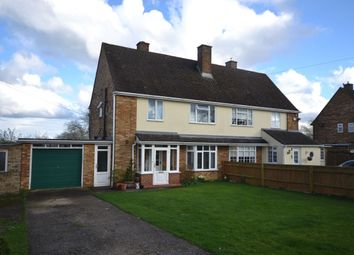 Thumbnail 3 bed semi-detached house for sale in Wormsley Crescent, Stokenchurch, High Wycombe