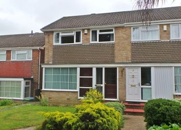 Thumbnail 3 bed semi-detached house to rent in Lower Quay Close, Fareham