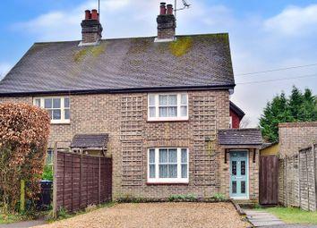 Thumbnail 3 bed semi-detached house for sale in Felbridge, West Sussex