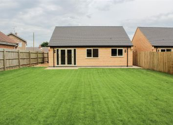 Thumbnail 3 bed detached bungalow for sale in Drybread Road, Whittlesey, Peterborough