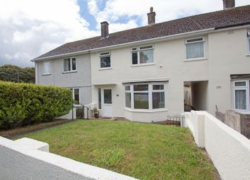 Thumbnail 4 bedroom terraced house for sale in Lancaster Gardens, Plymouth