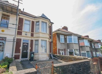 Thumbnail 2 bed end terrace house for sale in Sylvia Avenue, Lower Knowle, Bristol