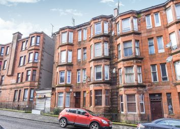 Thumbnail 1 bed flat for sale in Aberdour Street, Dennistoun, Glasgow