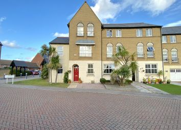 Thumbnail 4 bed town house for sale in Admiralty Crescent, Eastbourne, East Sussex